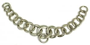 Curb Chain Friendly stainles steel