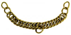 Curb chain Regular Brass