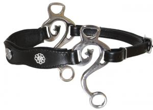 Kaupre's Hackamore academic Black Stainless