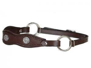 Sidepull Semi Academic Brown Stainless